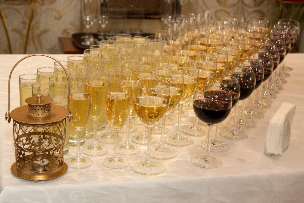 Барная классика и оригинальные напитки